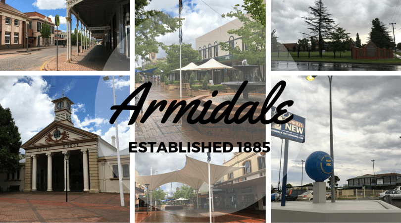 Events In Armidale – April 2016