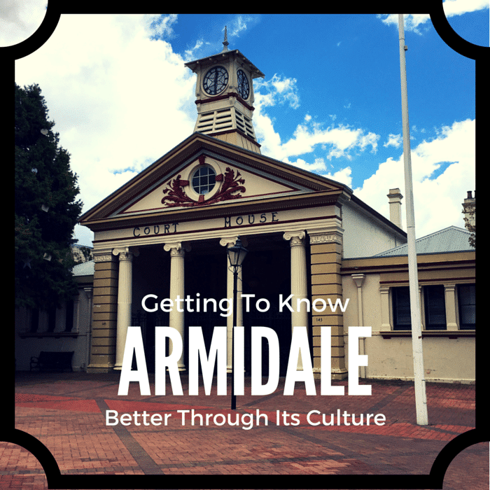 Getting To Know Armidale Better Through Its Culture