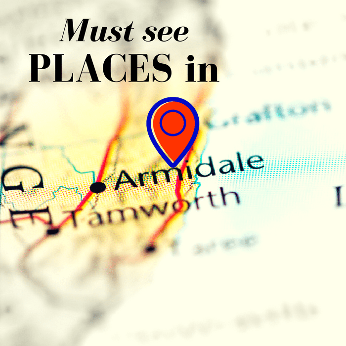 Must see places in Armidale -