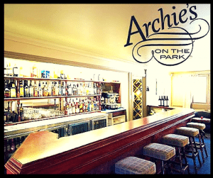 Archie's on the Park at Moore Park Inn
