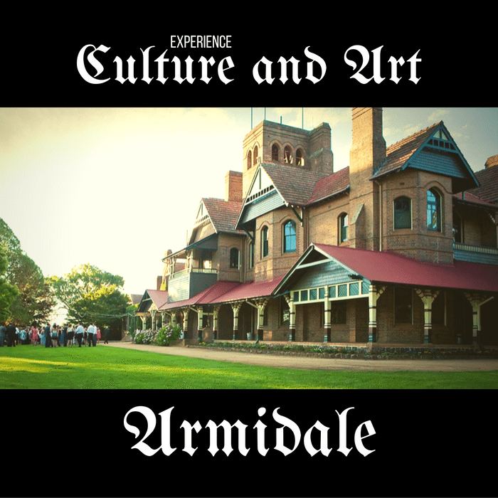 Experience Culture and Art at Armidale
