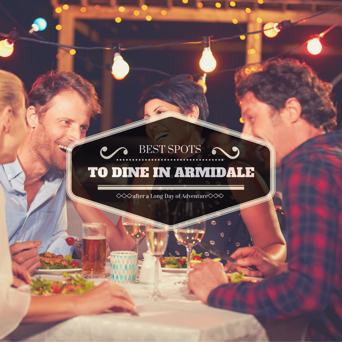 Best Spots to Dine in Armidale after a Long Day of Adventure