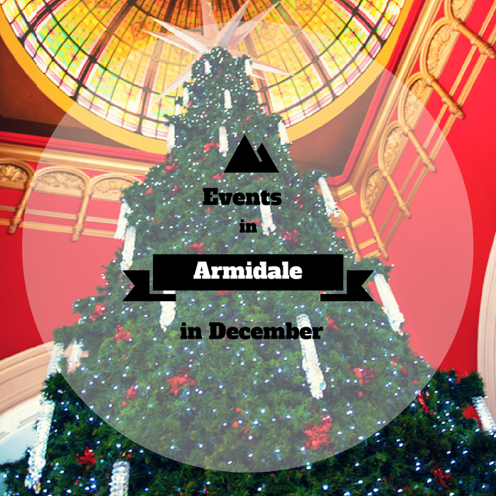 Events in Armidale in December
