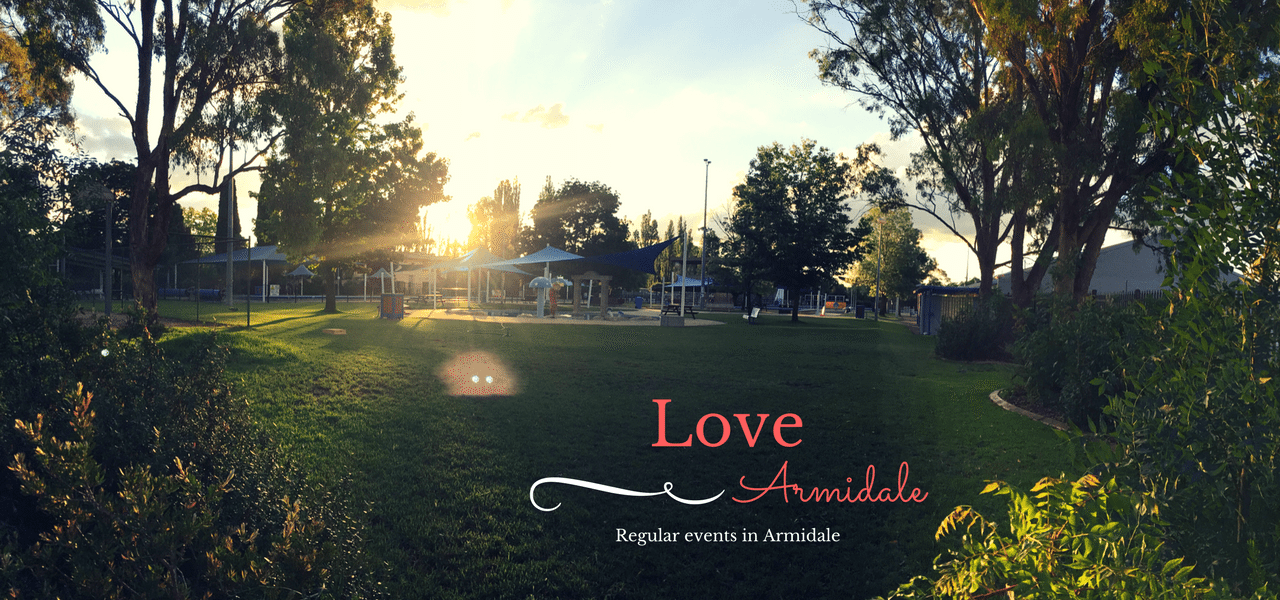 Love Armidale - Regular events in Armidale
