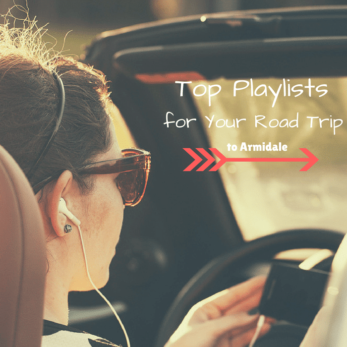 Top Playlists for Your Road Trip to Armidale