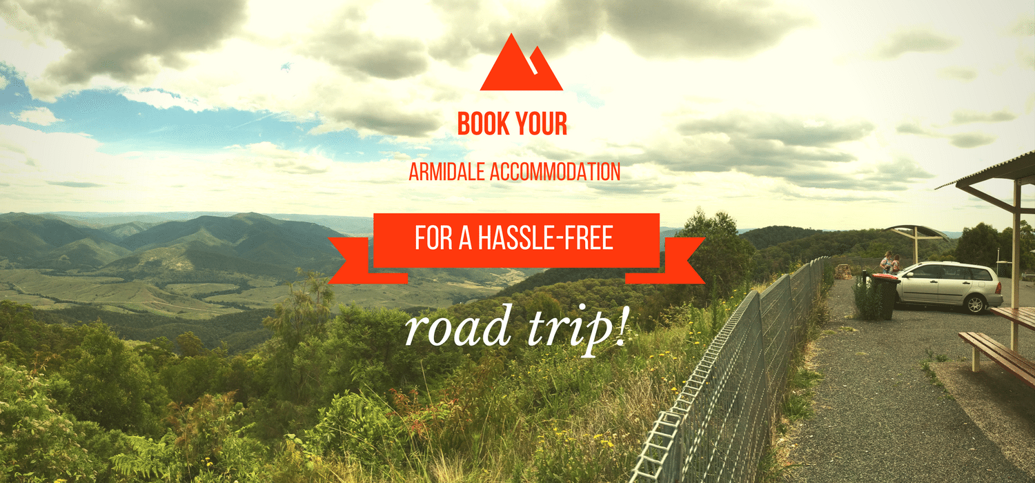 Book your armidale accommodation
