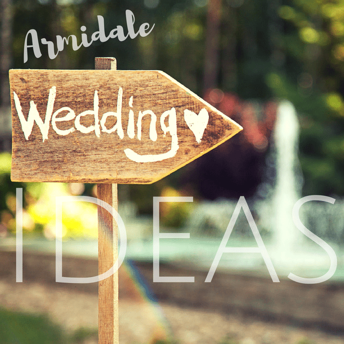 Have a Happily Ever After with these Armidale Wedding Ideas -