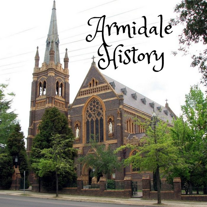 Some Historical Facts about Armidale -